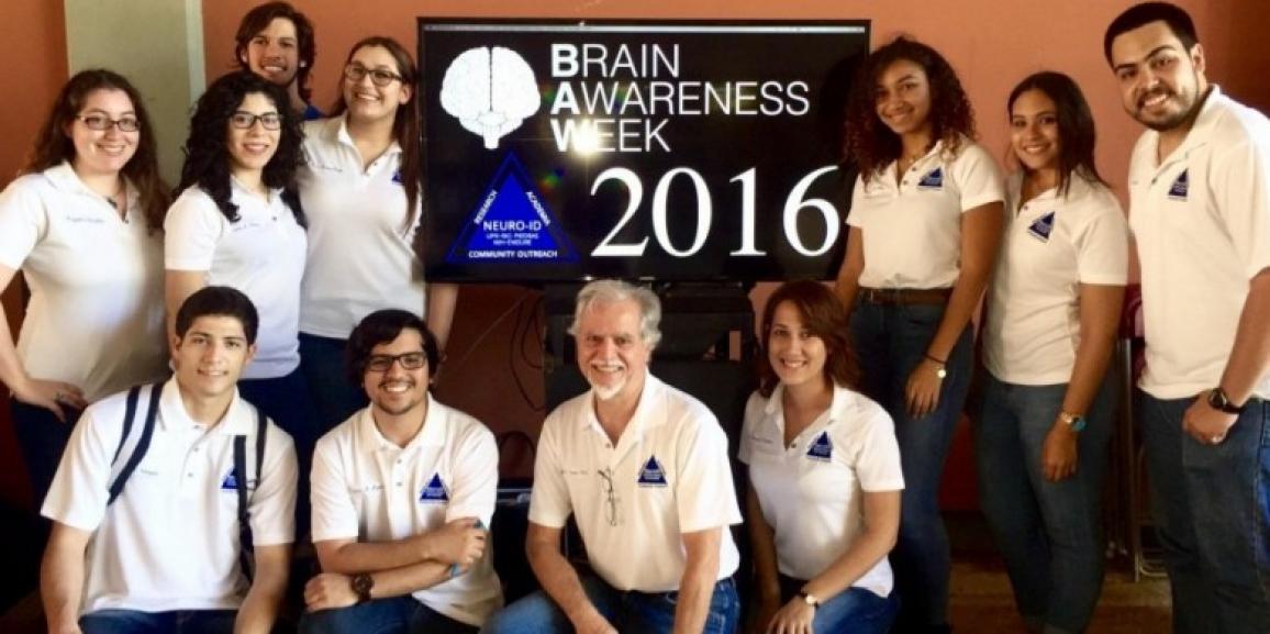 Brain Awareness Week 2016 en la Universidad del Sagrado Corazón